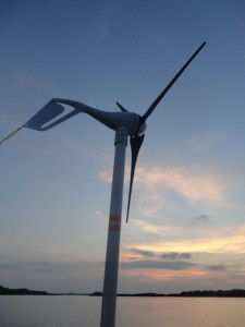 "Wind generator ""AIR MARINE X"""